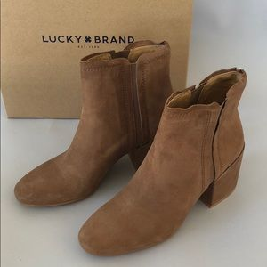 Lucky Brand new  boots with tags